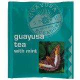 Guayusa Tea with Mint