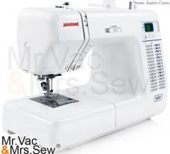 Computerized Sewing Machine Janome 8077