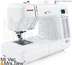 Computerized Sewing Machine Janome 8077