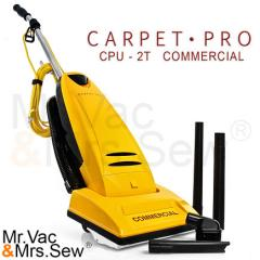 Commercial Vacuum Cleaner Carpet Pro CPU-2T