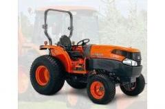 2012 Kubota L4740 HSTC (4WD, Cab) Tractor