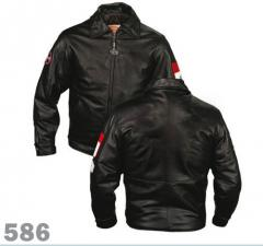 All-Leather Trophy 586 Jacket