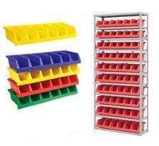 New Rack Shelf System Bins & Shelving