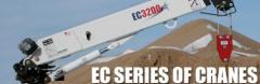 Stellar EC Series of Cranes
