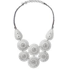 Medina Bib Necklace