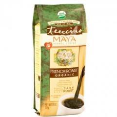 Teecino Maya French Roast Herbal Coffee
