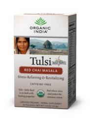 Tulsi Red Chai Masala Tea
