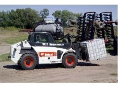 2013 Bobcat V417 Telehandler