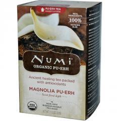 Magnolia Pu•Erh Tea