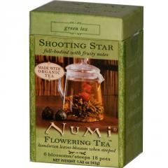 Flowering Shooting Star Green Tea