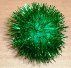 Lucy's Little Glitter Ball Cat Toy
