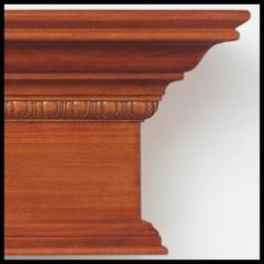 Wood Cornices