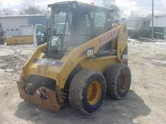 2005 Caterpillar 236B CHYD Loader