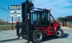 Taylor T300S Lift Truck 30,000lbs @ 24in
