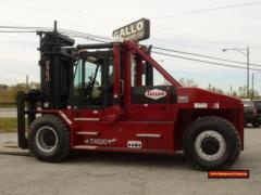 Taylor TX520M Lift Truck 52,000lbs @ 48in