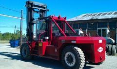 Taylor TE520M   Lift Truck 52,000lbs @ 48in