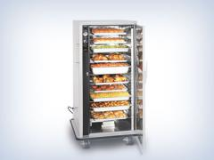 Midsized Heated Holding Cabinet Universal Pans and