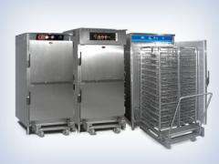 Refrigerator, Retherm Oven and Heated Holding