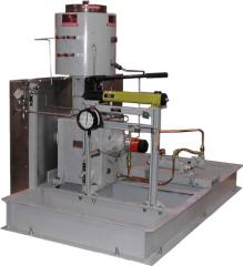 Fuel Cell Refueling Compressor