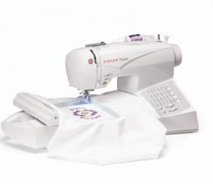 Sewing and Embroidery Machine Singer Futura CE-150