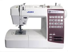 Computer-Controlled Household Sewing Machine Juki
