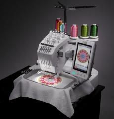 6-Needle Embroidery Machine Endurance