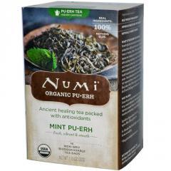 Organic Mint Pu•Erh Tea