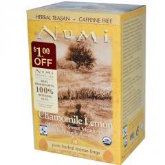 Chamomile Lemon Herbal Tea