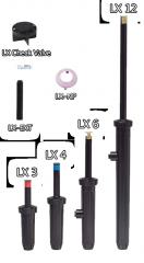 Weathermatic LX Series Sprays