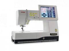 Embroidery Sewing Machine Janome Memory Craft