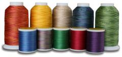 Sewing and Embroidery Threads
