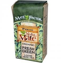 Fresh Green Loose Herb Tea