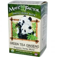 Green Tea Ginseng with Echinacea