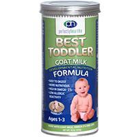 Best Toddler Goat Milk Formula