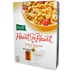 Honey Toasted Oat Cereal