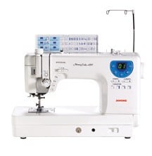 Computerized Quilting Machine Memory Craft 6300