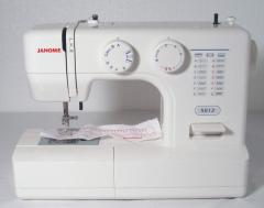 Sewing Machine Janome 5812