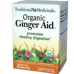 Organic Ginger Aid Herbal Tea