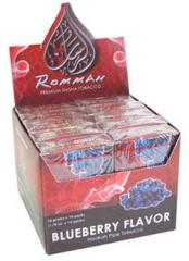 Tobaccos for hookahs Romman 500g Carton