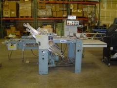 MBO T-49 1989 Pile Folder with 8 Page