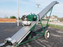 Doyle Portable Tri-Roll Conveyor