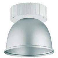 AccuGlass Spun aluminum reflector