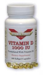 Vitamin D 1000 International Units