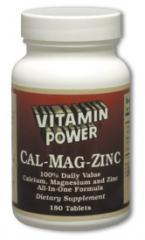 Cal-Mag-Zinc Balanced Mineral Formula