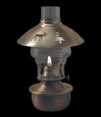 Montana Oil Lamp