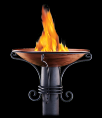 Heritage Patio Torch