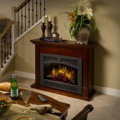 Lopi Bostonian 564 Electric Fireplace