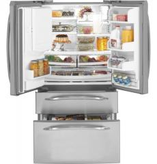 GE Profile™ 20.7 Cu. Ft. Refrigerator with Armoire
