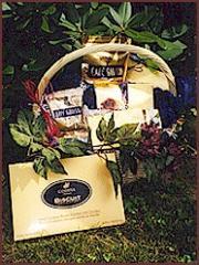 Godiva Gift Basket (other sizes available)