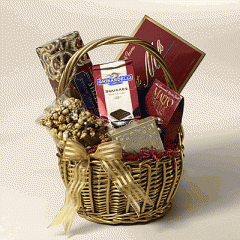 Mad About Chocolate! (2 sizes available) basket